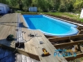 pooler glasfiber pool installationen 109