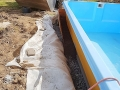 pooler glasfiber pool installationen 105