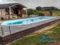 pooler glasfiber pool installationen 111