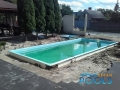 pooler glasfiber pool installationen 119