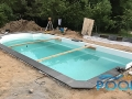 pooler glasfiber pool installationen 124